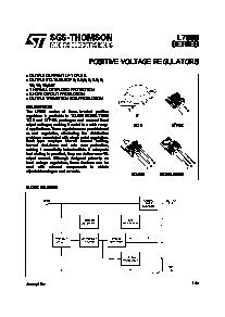 l7805cv应用电路_L7805CV PDF资料|芯片管脚参数|DataSheet